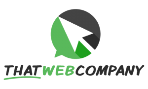 that web company logo